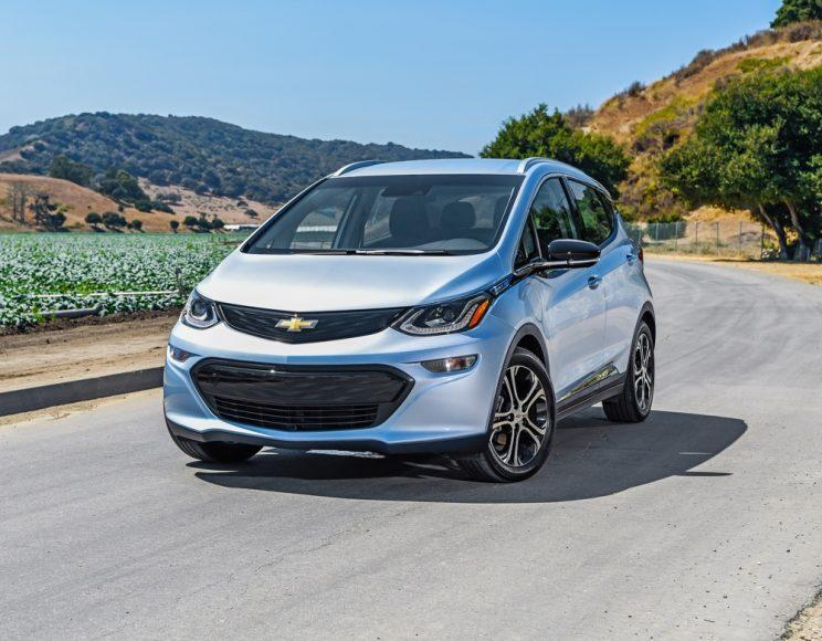 Chevy Bolt.