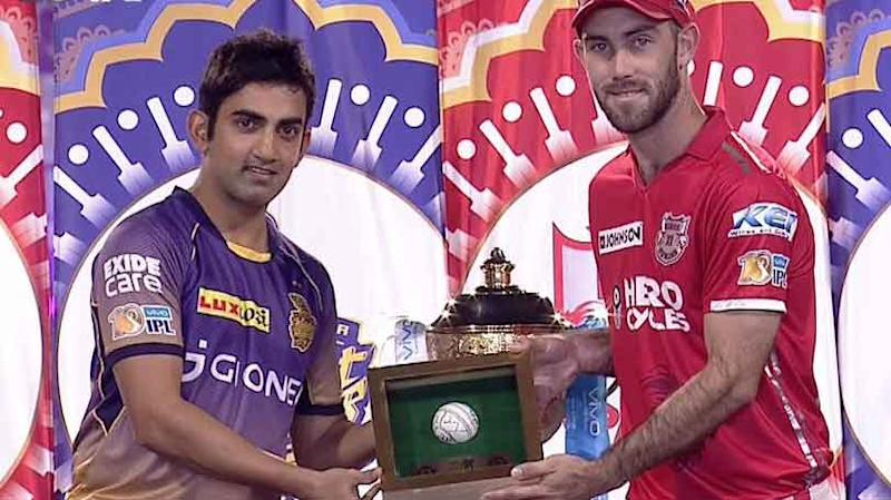 IPL-2017: KKR elect to field against Kings XI