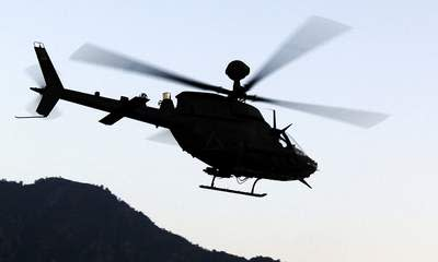 Afghanistan: Taliban 'Shot Down' US Helicopter