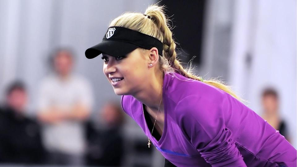 """<p><span>In 2000, Forbes reported on a great, but not elite tennis player who was ranked No. 9 in the world and had never won a title. Nonetheless, she was one of the most famous and highest-earning female athletes on Earth across all sports despite having earned just six-figure winnings on the court the year before. It was Anna Kournikova, whose name at the peak of her success was one of the most popular image searches across all of Google. Her model looks, trendy outfits and designer dog helped her ride an early-internet wave to self-branding superstardom.</span></p> <p><a href=""""https://www.gobankingrates.com/net-worth/sports/what-is-anna-kournikova-net-worth/?utm_campaign=1130237&utm_source=yahoo.com&utm_content=21&utm_medium=rss"""" rel=""""nofollow noopener"""" target=""""_blank"""" data-ylk=""""slk:Find out what her total net worth is."""" class=""""link rapid-noclick-resp"""">Find out what her total net worth is.</a></p> <p><em><strong>Basketball Fans: <a href=""""https://www.gobankingrates.com/net-worth/sports/richest-nba-team-owners/?utm_campaign=1130237&utm_source=yahoo.com&utm_content=22&utm_medium=rss"""" rel=""""nofollow noopener"""" target=""""_blank"""" data-ylk=""""slk:The Richest NBA Owners"""" class=""""link rapid-noclick-resp"""">The Richest NBA Owners</a><br> </strong></em></p> <p><small>Image Credits: Dmytro Larin / Shutterstock.com</small></p>"""