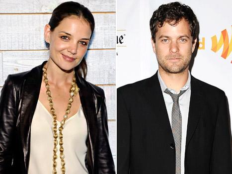 "Katie Holmes: Joshua Jackson Was ""My First Love"""