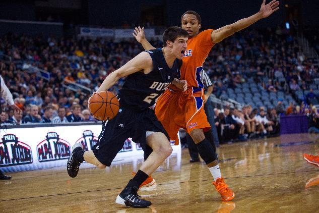 Butler grinds out a 68-59 win over Evansville