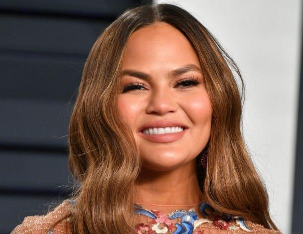One day we'll all love and support each other's differences and idiosyncrasies. Or we'll be quick-witted enough to say exactly what we want to say we want to say it. Until then we have Chrissy Teigen.