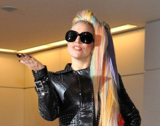 Lady Gaga is one of the world's biggest selling musicians