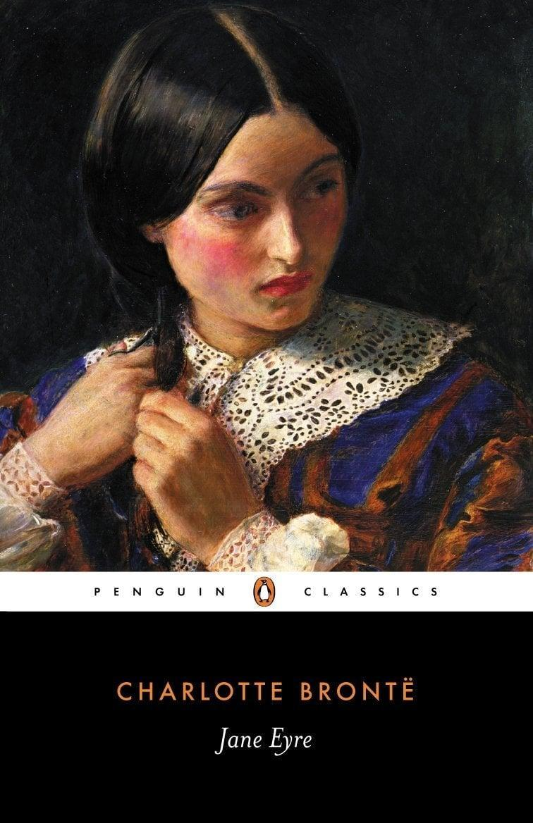 "<p><a href=""https://www.popsugar.com/buy?url=https%3A%2F%2Fwww.amazon.com%2FJane-Penguin-Classics-Charlotte-Bront%25C3%25AB%2Fdp%2F0141441143%2Fref%3Dpd_sbs_14_1%3F_encoding%3DUTF8%26pd_rd_i%3D0141441143%26pd_rd_r%3DY5JNWMZNNW81MCPG52KF%26pd_rd_w%3D53BLn%26pd_rd_wg%3DlnzED%26psc%3D1%26refRID%3DY5JNWMZNNW81MCPG52KF&p_name=%3Cb%3EJane%20Eyre%3C%2Fb%3E%20by%20Charlotte%20Bront%C3%AB&retailer=amazon.com&evar1=tres%3Auk&evar9=43250262&evar98=https%3A%2F%2Fwww.popsugar.com%2Flove%2Fphoto-gallery%2F43250262%2Fimage%2F43252228%2FJane-Eyre-Charlotte-Bront%C3%AB&list1=books%2Cwomen%2Creading%2Cinternational%20womens%20day%2Cwomens%20history%20month&prop13=api&pdata=1"" class=""link rapid-noclick-resp"" rel=""nofollow noopener"" target=""_blank"" data-ylk=""slk:Jane Eyre by Charlotte Brontë""><b>Jane Eyre</b> by Charlotte Brontë</a></p>"