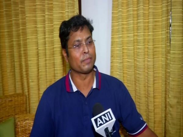 Dilip Tirkey, the former skipper of the Indian Hocket team. (Photos/ANI)