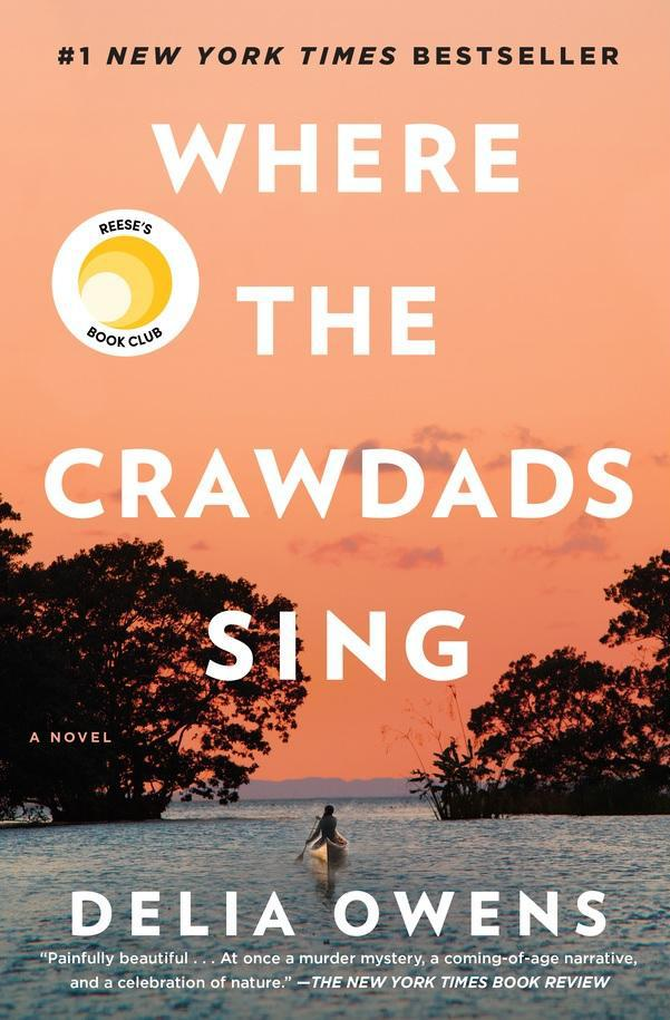 Where the Crawdads Sing is part coming-of-age story, part murder mystery, it's beautifully written and thoroughly captivating. Photo: Little, Brown Book Group