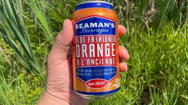 As of early 2020, Seaman's Olde Fashioned Orange soda is no longer being produced by PepsiCo Beverages Canada. (Tony Davis/CBC - image credit)