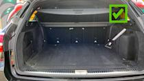 """<p>Okay, so yes, the Mercedes-Benz GLE-Class has more maximum cargo space overall. You'll need to lower the SUV's rear bench to expand the hold from 33.3 cubic feet to 74.9. But the E450 Wagon has more space with the second row of seats in place, at 35 cubes.</p> <p>Dropping the rear seats expands the cargo area to 64 cubic feet, which is quite a bit less than the GLE, but we'll take more volume with max passengers than more space but only with a pair of seats.</p><ul><li><a href=""""https://www.motor1.com/reviews/308487/2018-mercedes-amg-e63s-wagon-review/?utm_campaign=yahoo-feed"""" rel=""""nofollow noopener"""" target=""""_blank"""" data-ylk=""""slk:2018 Mercedes-AMG E63S Wagon Review: Do It All"""" class=""""link rapid-noclick-resp"""">2018 Mercedes-AMG E63S Wagon Review: Do It All</a></li><br></ul>"""