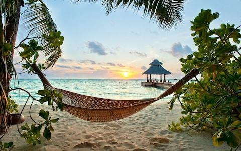 The Maldives: paradise in the Indian Ocean - Credit: iStock