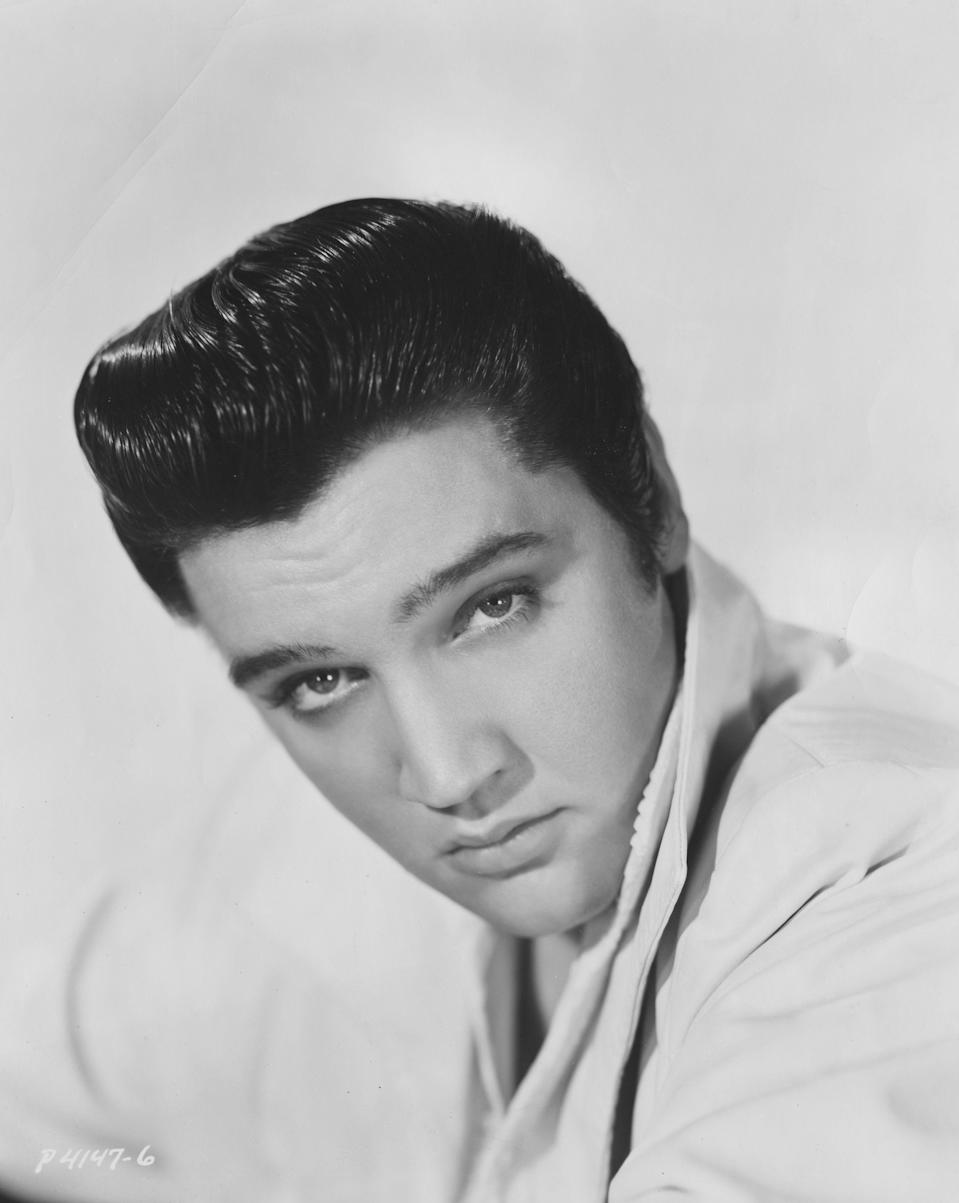 <p>From the time Elvis Presley entered the music industry in 1955, he was different from anyone else. Teenagers flocked to his charismatic performances and soon The King toppled the Billboard charts. He made a lasting impression on not only the music industry, but pop culture as a whole. Here, we're taking a look back at the singer's groundbreaking 20-year music career, as well as his tumultuous personal life.</p>