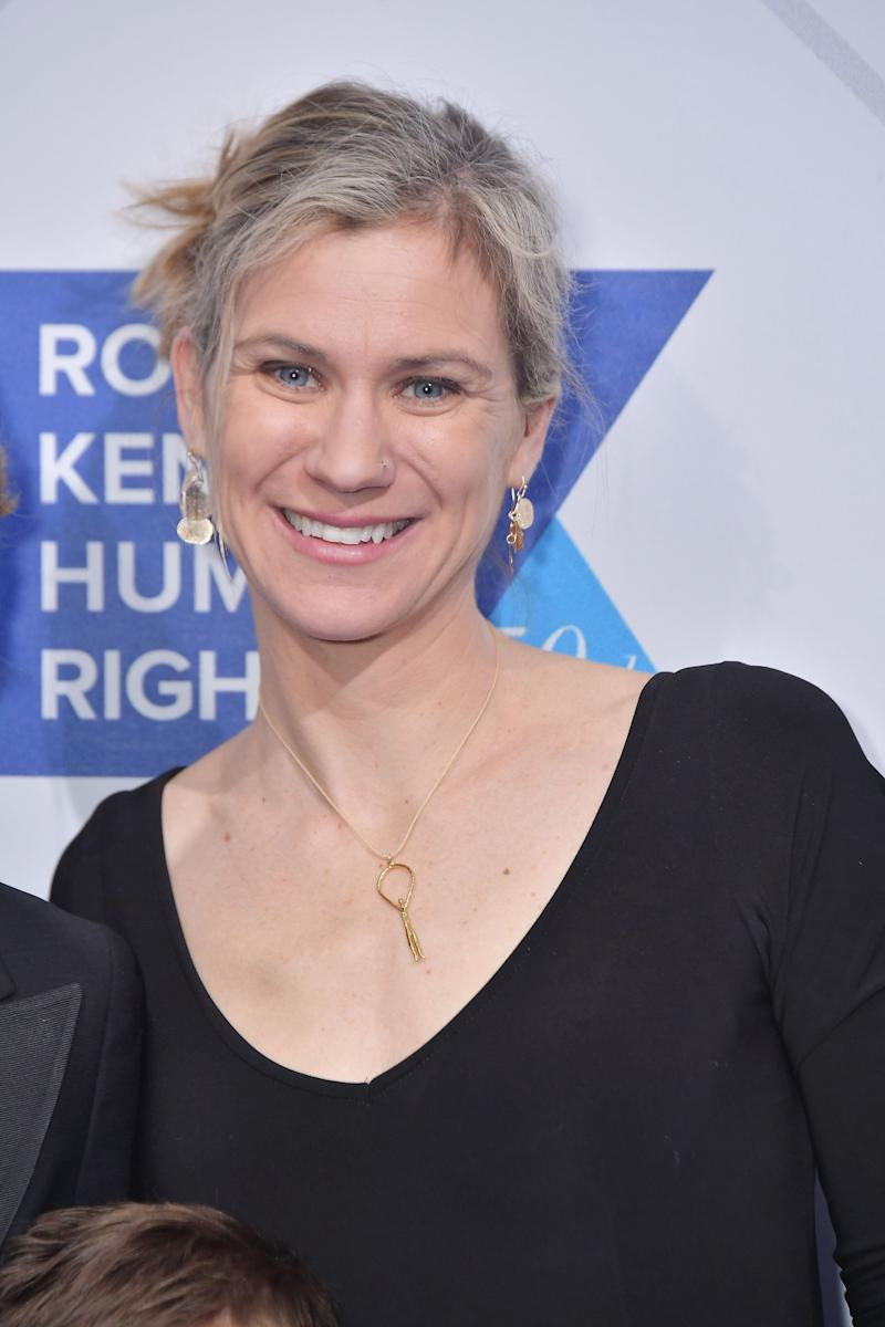 Maeve McKean at the 2019 Robert F. Kennedy Human Rights Ripple Of Hope Awards in December. (Photo: Michael Loccisano/Getty Images for Robert F. Kennedy Human Rights)