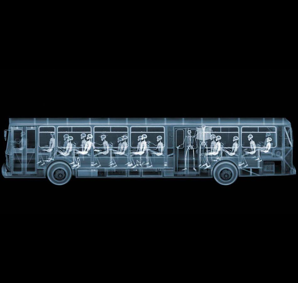 Fascinating X-ray photographs by Nick Veasey svkg 210612