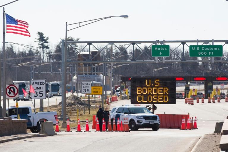 The USMCA trade agreement is coming into effect even as the United States's borders with Canada and Mexico remain partially closed