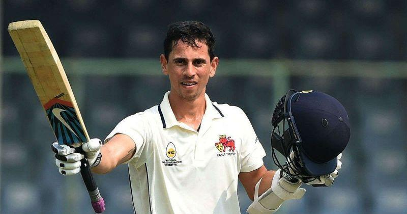 The Mumbaikar has already struck two centuries in the current edition of Ranji Trophy