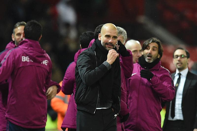 Guardiola sure record-breaking City won't get complacent