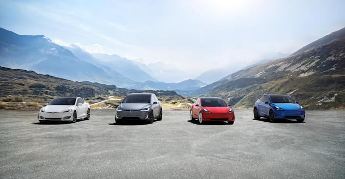 Tesla delivers 88,400 electric vehicles, beating expectations