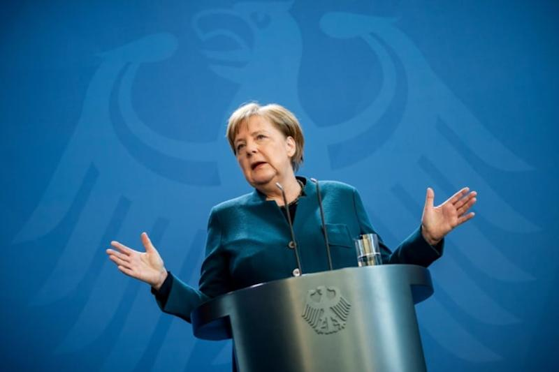 Angela Merkel in Tug-of-war With States Over Coronavirus Safety Rules