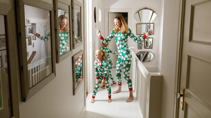 Best gifts and toys for 2-year-olds: Carter's holiday pajamas