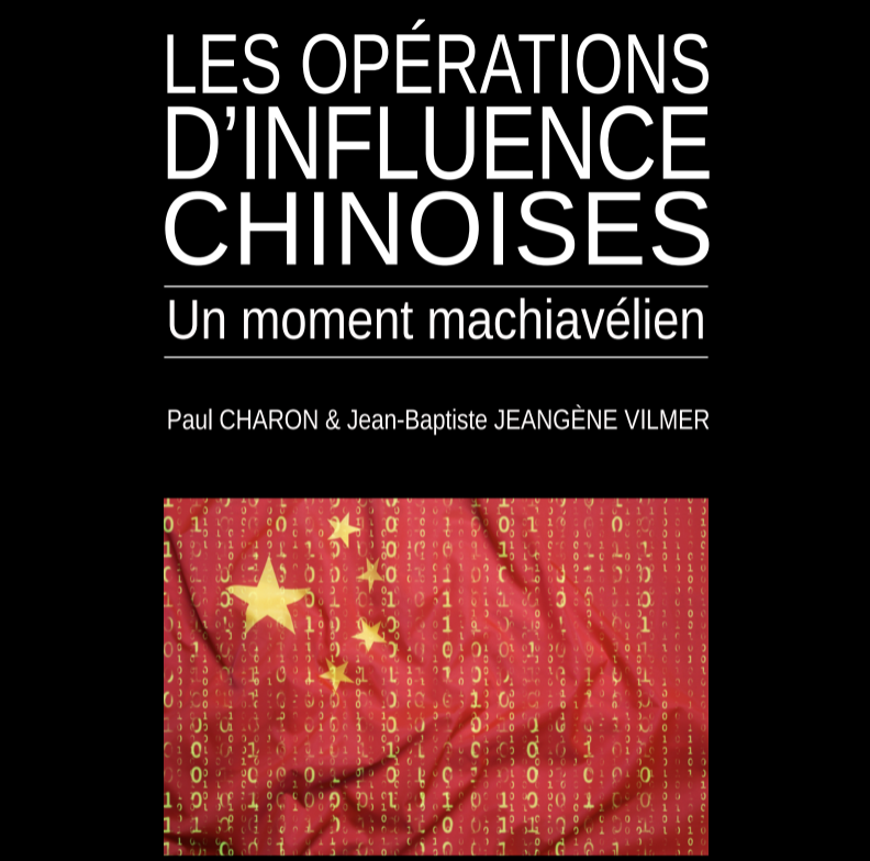 Report by the Strategic Research Institute of France's military college on influence operations entitled