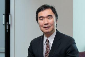 Satoshi Matsuoka, head of the Riken Center for Computational Science (R-CCS) at Japan's state-run RIKEN scientific research institute, is seen in a handout photo. / Credit: RIKEN