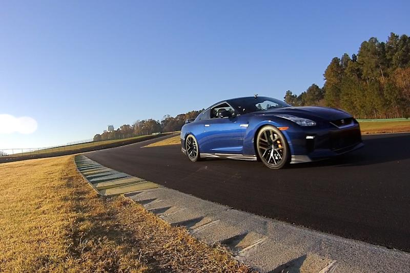 Buy a Nissan GT-R, get some free track time at Virginia International Raceway