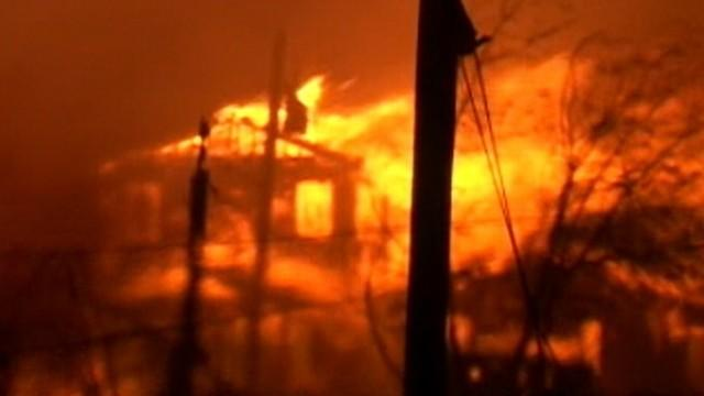 Breezy Point: 50 Homes Ablaze in NYC