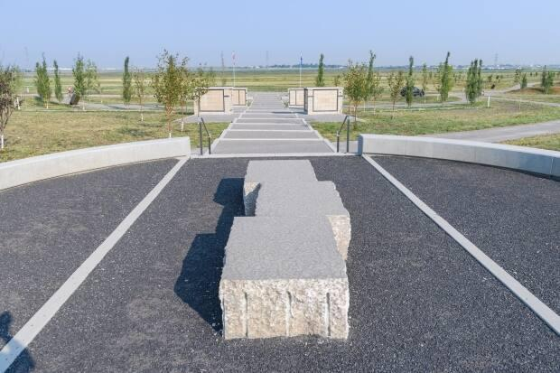 The Prairie Sky cemetery in southeast Calgary is officially open.  (City of Calgary - image credit)