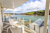 """<p>If you're really looking to push the boat out this summer (excuse the pun), <a href=""""https://go.redirectingat.com?id=127X1599956&url=https%3A%2F%2Fwww.booking.com%2Fhotel%2Fgb%2Fsalcombe-harbour.en-gb.html%3Faid%3D2070936%26label%3Dprima-family-hotels-uk&sref=https%3A%2F%2Fwww.prima.co.uk%2Ftravel%2Fg37009633%2Ffamily-hotels-uk%2F"""" rel=""""nofollow noopener"""" target=""""_blank"""" data-ylk=""""slk:Salcombe Harbour Hotel"""" class=""""link rapid-noclick-resp"""">Salcombe Harbour Hotel</a> is a real treat for families looking for a special seaside escape. The rooftop terrace is perfect for sipping cocktails while watching the busy harbour, and there's a fabulous seafood restaurant where little ones could try their first prawn - it serves the freshest catch of the day. </p><p>Other facilities include the gorgeous indoor pool and rooftop yoga - perfect for unwinding after a long day of seaside activities with the kids. Rooms are plush, crisp and clean - sure to make you feel special - but also cater for dogs and other furry friends.</p><p><a href=""""https://www.primaholidays.co.uk/offers/devon-salcombe-harbour-hotel-spa"""" rel=""""nofollow noopener"""" target=""""_blank"""" data-ylk=""""slk:Read our review of Salcombe Harbour Hotel"""" class=""""link rapid-noclick-resp"""">Read our review of Salcombe Harbour Hotel</a></p><p><a class=""""link rapid-noclick-resp"""" href=""""https://go.redirectingat.com?id=127X1599956&url=https%3A%2F%2Fwww.booking.com%2Fhotel%2Fgb%2Fsalcombe-harbour.en-gb.html%3Faid%3D2070936%26label%3Dprima-family-hotels-uk&sref=https%3A%2F%2Fwww.prima.co.uk%2Ftravel%2Fg37009633%2Ffamily-hotels-uk%2F"""" rel=""""nofollow noopener"""" target=""""_blank"""" data-ylk=""""slk:CHECK AVAILABILITY"""">CHECK AVAILABILITY</a></p>"""