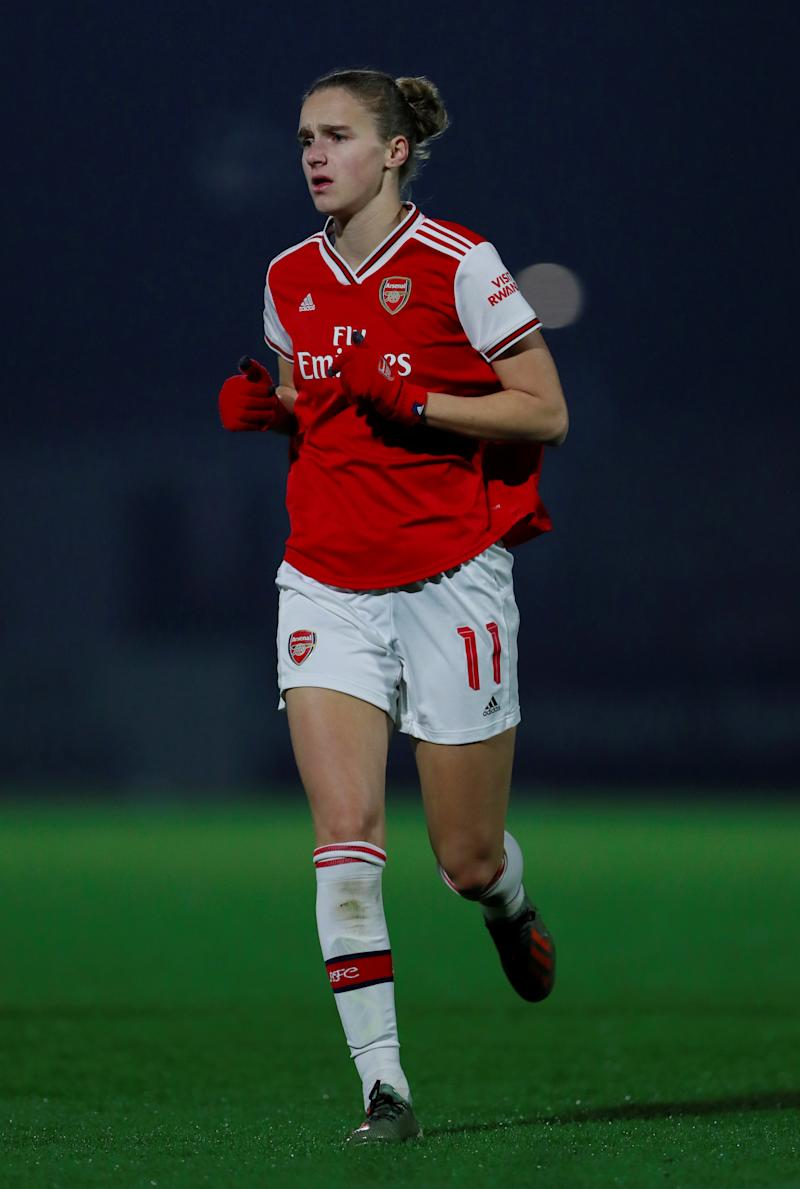 Women's Champions League - Round of 16 Second Leg - Arsenal v Slavia Prague