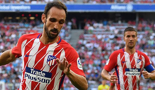 International: Audi Cup: Atletico Madrid nach 2:1 gegen Neapel im Finale