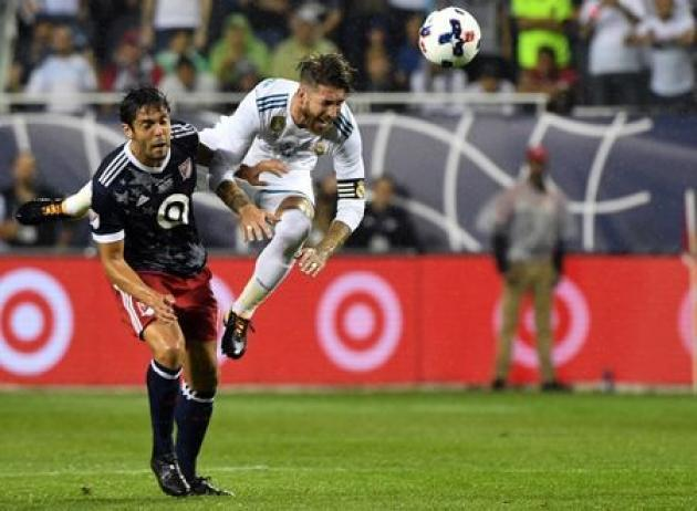 Real Madrid edge All-Stars to salvage disappointing tour