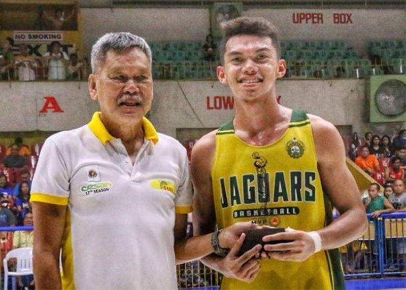 USJ-R All-Star Kevin Guibao commits to join FEU Tamaraws