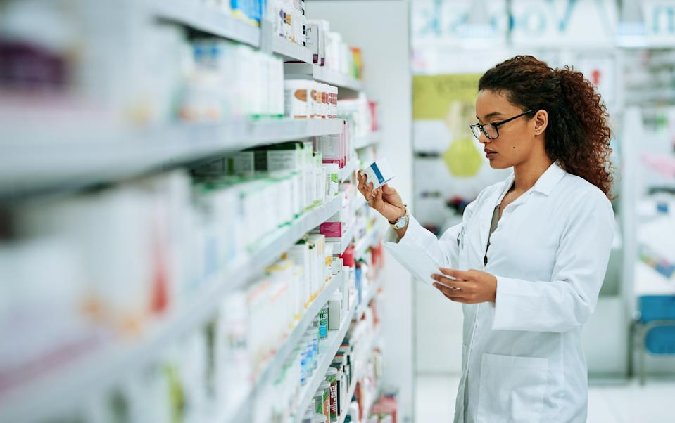 The FDA has released a list of essential medications that hospitals should stock up on in the event of a public-health emergency. (Getty Images)