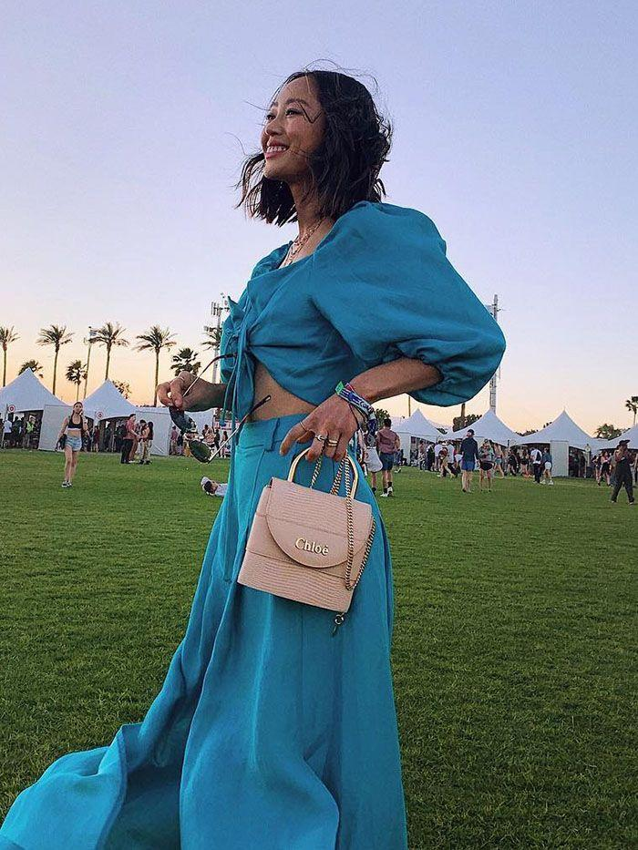 93779ea53 Funny, Everyone at Coachella Carried the Same 3 Bag Trends