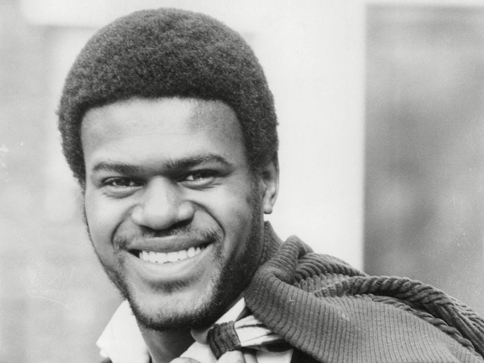 <p>Armatrading was bitten by the acting bug at a young age and soon went on to seek out roles on television, radio and stage</p> (ANL/Shutterstock)