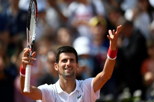 Novak Djokovic fought hard to see off plucky Spanish qualifier Jaume Munar in straight sets