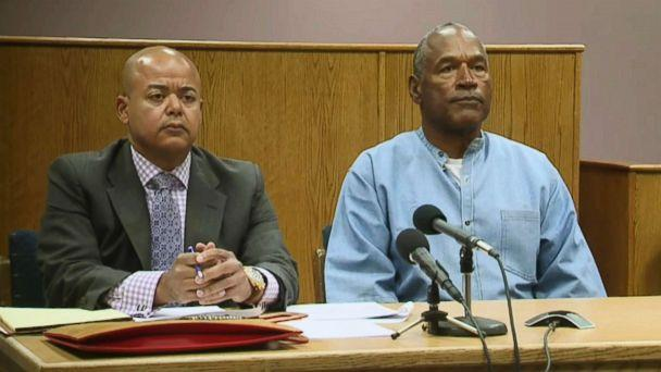 OJ Simpson Granted Parole, Will Be Released As Early As October 1