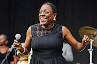 Sharon Jones was the lead singer of the Brooklyn soul/funk band Sharon Jones & The Dap-Kings. She released her first album at the late-blooming age of 40 after working as a corrections officer at Rikers Island for many years. Jones was nominated for a Grammy in 2014, and was the subject of the documentary Miss Sharon Jones! in 2015. She passed away on Nov. 18 after a long battle with pancreatic cancer that forced her to back out of President Obama's South by South Lawn festival the previous month. She was 60 years old. (Photo: Getty Images)