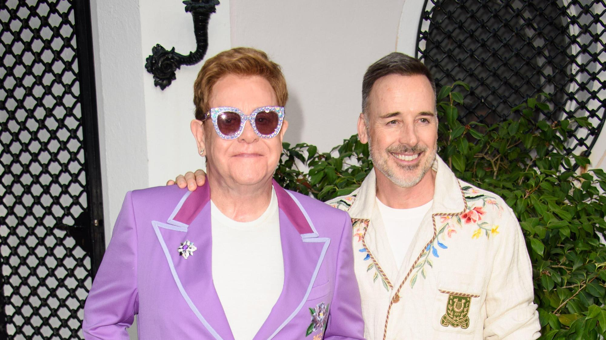 Sir Elton John's Oscars party raises millions for his Aids foundation