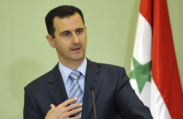 Syrie: Assad menace les occidentaux contre toute intervention