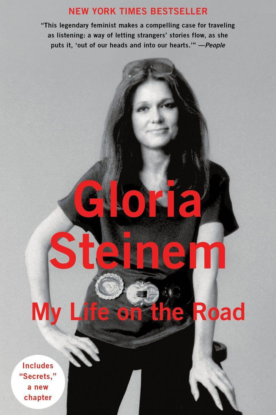 """<p><a class=""""link rapid-noclick-resp"""" href=""""https://www.amazon.co.uk/My-Life-Road-Gloria-Steinem/dp/178074918X?tag=hearstuk-yahoo-21&ascsubtag=%5Bartid%7C1927.g.35935432%5Bsrc%7Cyahoo-uk"""" rel=""""nofollow noopener"""" target=""""_blank"""" data-ylk=""""slk:SHOP NOW"""">SHOP NOW</a></p><p>Gloria Steinem has always been on the move. Ever since she was young, her father would pack the family into the car off onto a new adventure. Although such an early nomadic existence has come with its challenges, it did prepare Steinem for a life on the road as she became an instrumental part of the women's rights movement and a tireless campaigner. This engaging and warm memoir is about that journey and how she'll never give up fighting for her causes. </p>"""
