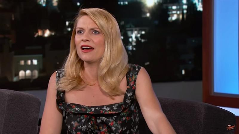 Claire Danes Was Reading Bad 'Homeland' Reviews While in Labor With Her First Child