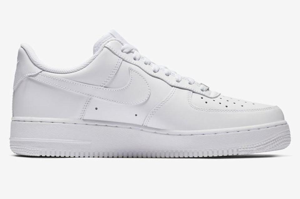 Nike Air Force 1, white sneakers