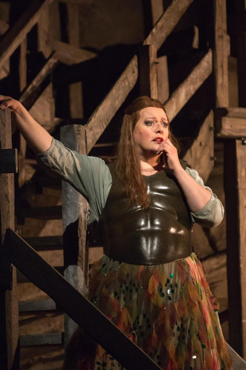 Title role: Foster as Brünnhilde in Bayreuth