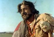 As Malang Chacha philosophizing the shrewd ways of the world in the evocative song Kasme Vaade Pyaar Wafaa, this image of Pran remains timeless.