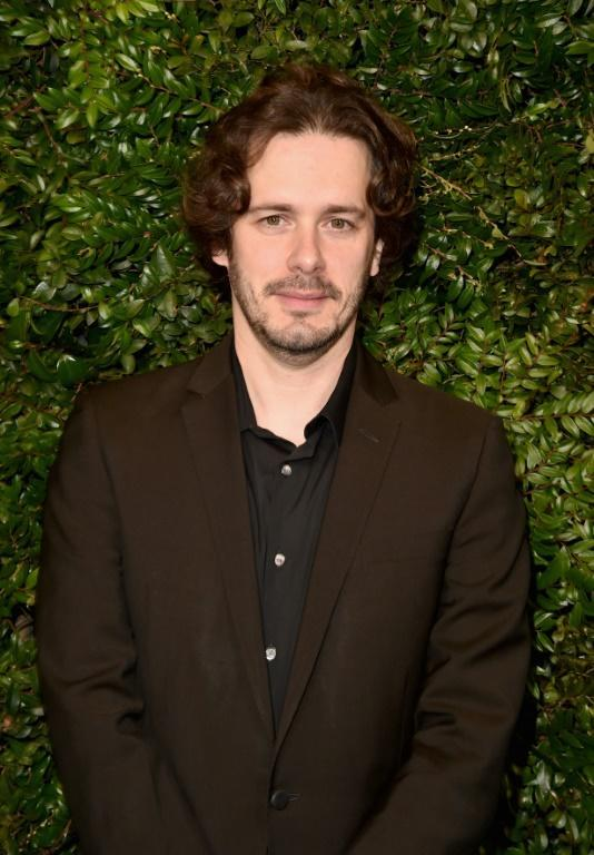 Director Edgar Wright in Beverly Hills in 2018