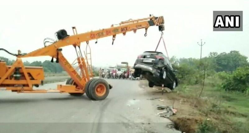 Uttarakhand Education Minister and BJP MLA Arvind Pandey's Son Ankur Pandey Dies in Road Accident