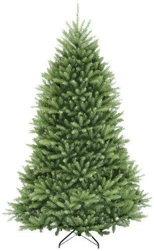 """<p><strong>National Tree Company</strong></p><p>amazon.com</p><p><strong>$144.99</strong></p><p><a href=""""https://www.amazon.com/dp/B00ED7A0P6?tag=syn-yahoo-20&ascsubtag=%5Bartid%7C2089.g.34729900%5Bsrc%7Cyahoo-us"""" rel=""""nofollow noopener"""" target=""""_blank"""" data-ylk=""""slk:Shop Now"""" class=""""link rapid-noclick-resp"""">Shop Now</a></p><p>With over 2,000 rave reviews and a 4.6/5 rating on Amazon, this is one faux Christmas tree that won't disappoint.</p>"""