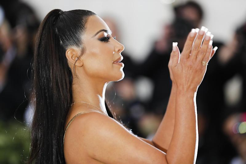 Kim Kardashian has been using her celebrity status to lobby politicians and high-profile tech figures: REUTERS